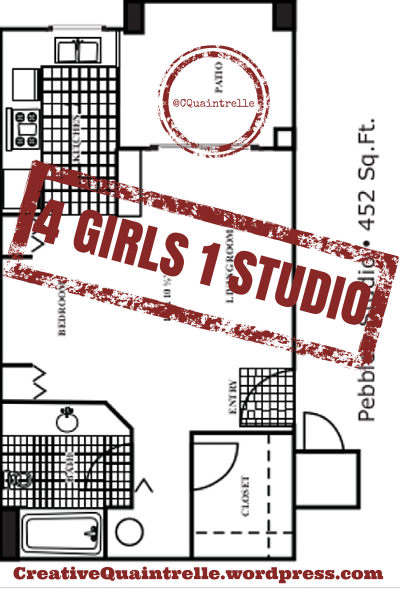 4 GIRLS 1 STUDIO
