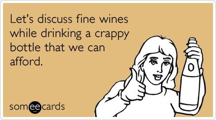 ecards drinking wine - photo #14
