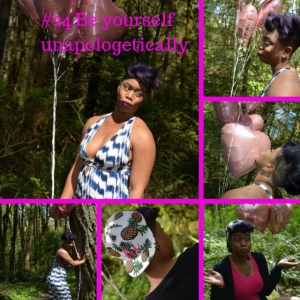 #24 Be yourself apologetically (2)