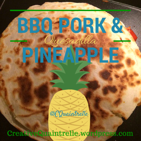 BBQ PORK & PINEAPPLE